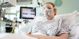 Médicos crearon un método de respiración asistida